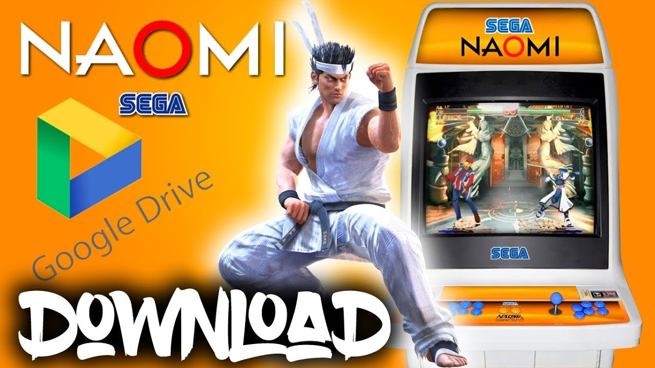 DOWNLOAD: Sega Naomi 1 & 2 FullSet / Demul v 0 5 8 2