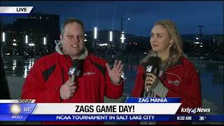 Zags Mania Game Plan: Thursday, March 21