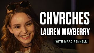 CHVRCHES' Lauren Mayberry: The Joan of Arc of pop music