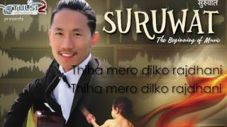 New Nepali Karaoke song with lyrics |Maya Saranghae| Orginal||