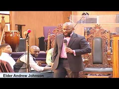 I'm Not Crazy But I'm Losing My Mind - Elder Andrew Johnson