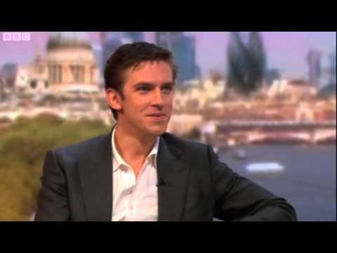 Dan Stevens/Matthew Crawley - Interview 2013