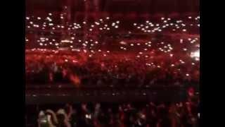 Pearl Jam  Black  Estádio Mineirão, Belo Horizonte. Brazil. November 20, 2015
