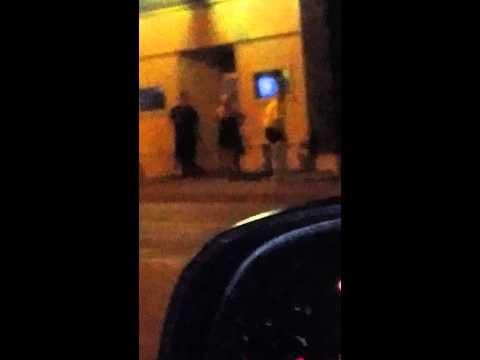 Man Pulls Some Gay Shit Outside Of Omaha Bar