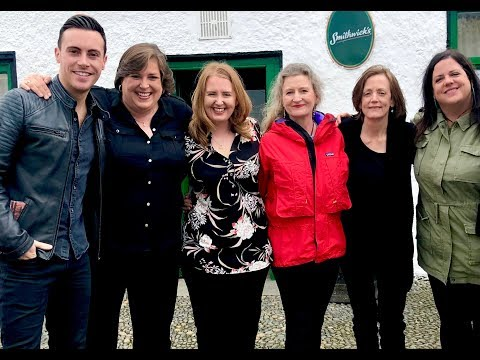 """Cherish The Ladies with Nathan Carter - """"Heart of the Home"""""""
