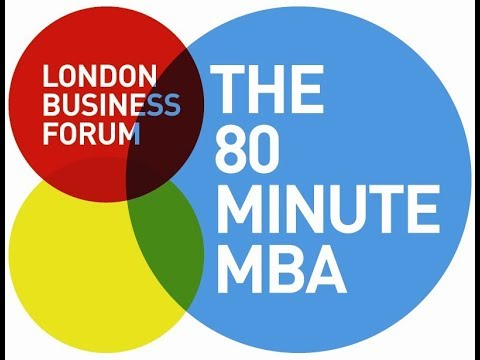 The 80 Minute MBA - Richard Reeves and John Knell