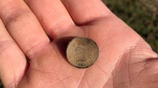 Metal Detecting Old House Sites! Found Indian Heads and Weird Find!