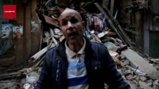 بالفيديو والصور- قصة بائع السمك في شبرا: انهار منزله فآوته الحكومة في مركز شباب