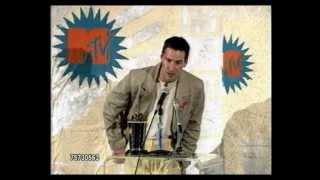 1993 MTV Movie Awards Keanu Reeves June 5, 1993