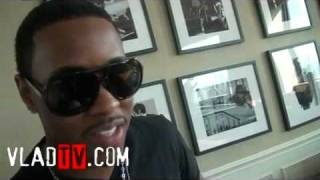 VLAD TV- Exclusive: Jeremih talks about his new single & pressure of being a one hit wonder