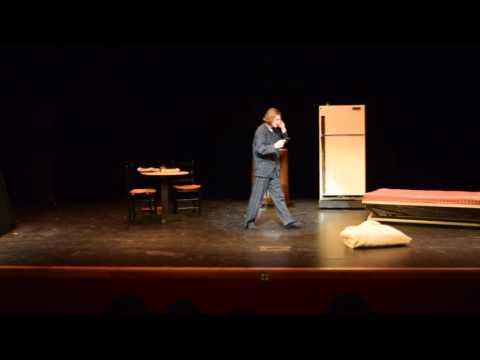 West Seattle Drama Department: Rhinoceros (Scene 4 - Part 3 + Bows)