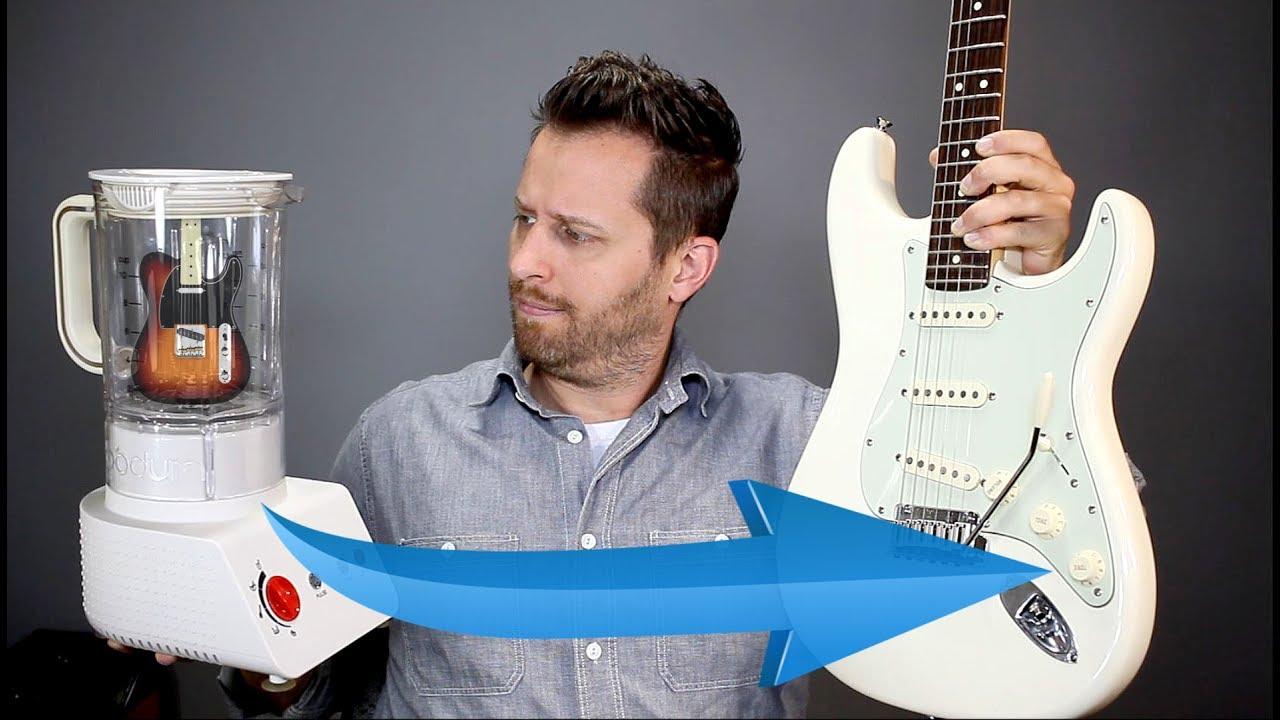 stratocaster blender mod can a strat sound like a tele darrell braun guitar [ 1280 x 720 Pixel ]