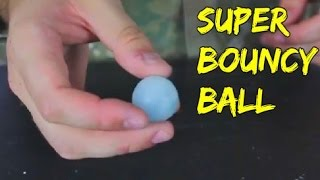 How to Make SUPER Bouncy Ball
