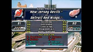 NHL 2001 - Gameplay