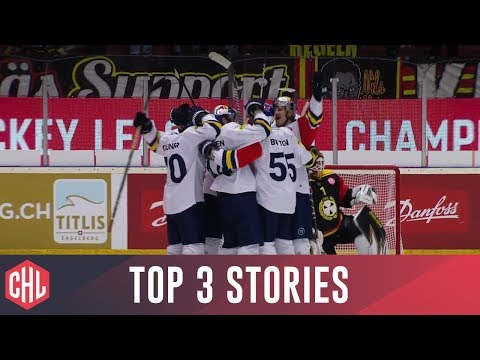 Top 3 Stories: 2017/18 Group Stage