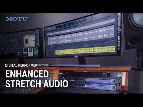 DP10 Stretch Audio