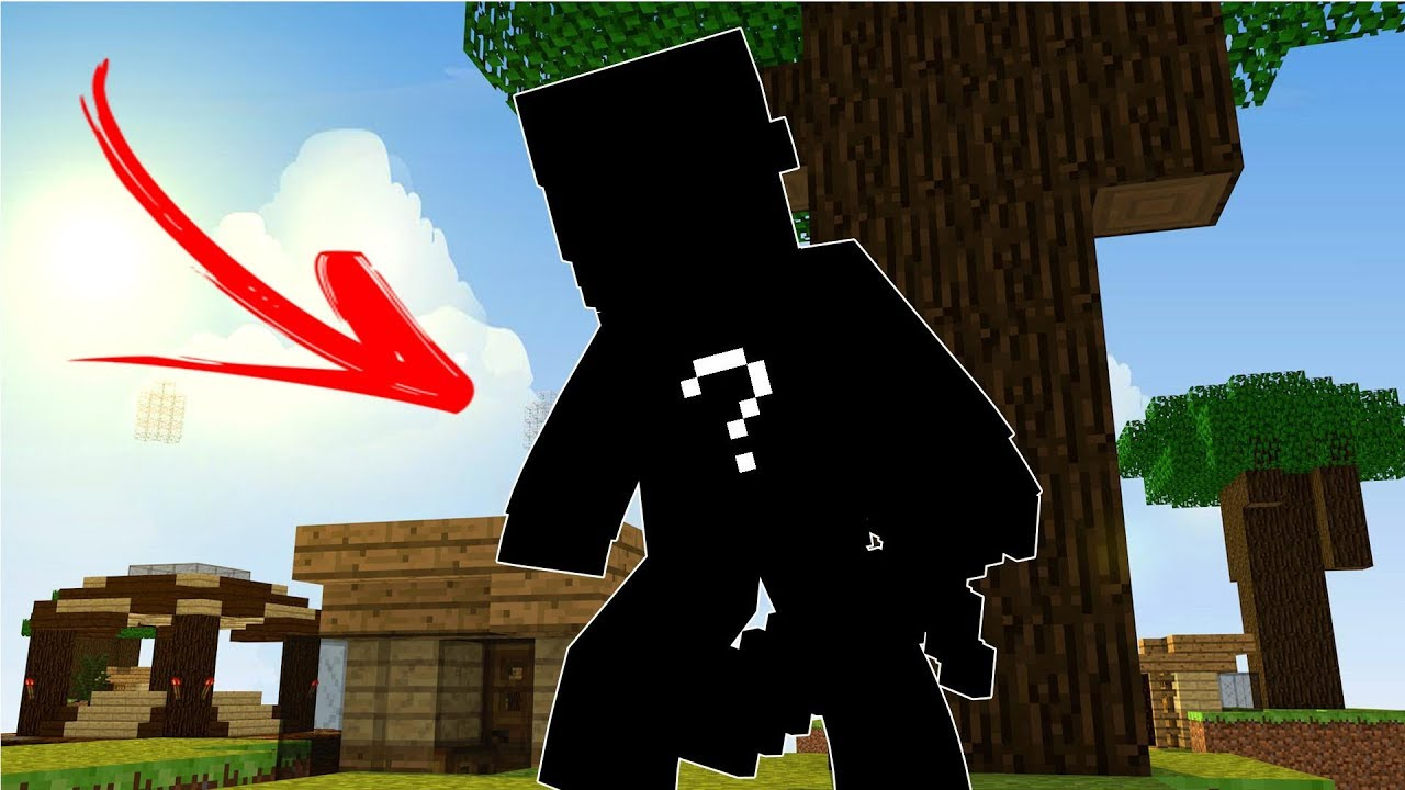 A MINHA NOVA SKIN! - (Minecraft)