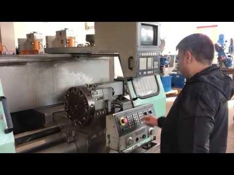 Tezsan Doruk CNC Torna