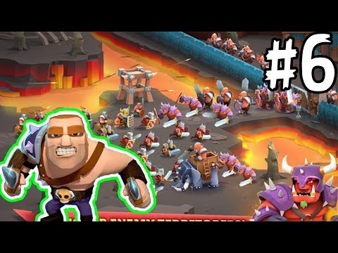 ⚔️ Game of Warriors - Map Conquer #6 iOS/Android gameplay