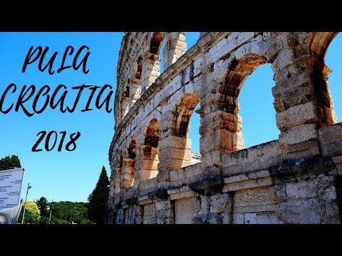Pula - Croatia Travel Video