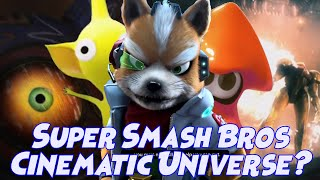 SUPER SMASH BROS CINEMATIC UNIVERSE: How Would It Work?? Video