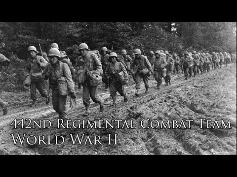 AVC Tribute Videos: 442nd Regimental Combat Team