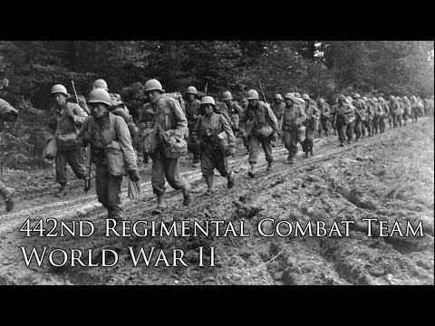 AVC Tribute Videos: 442nd Regimental Combat Team