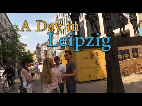 Leipzig Germany: Our adventures in Leipzig
