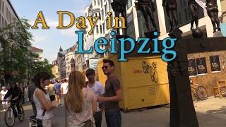 Leipzig Germany: Our adventures in Leipzig