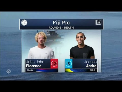 2016 Fiji Pro: Round Five, Heat 4 Video