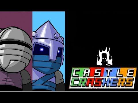 Castle Crashers - Fencer & Industrialist Co-op Completed