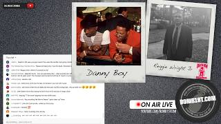 Bomb1st Live: Danny Boy and Reggie Wright Jr. [PART 1] 2Pac, Suge Knight