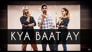 KYA BAAT AY | Ft.Harrdy Sandhu | Tejas Dhoke Choreography | Dancefit Live