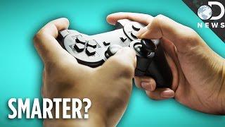 Do Video Games Make You Smarter?