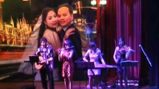 WEDDING LIVE BAND MALAYSIA -SHANGHAI ANGELS -LIVELY SHANGHAI JAZZ & ORIENTAL MUSIC