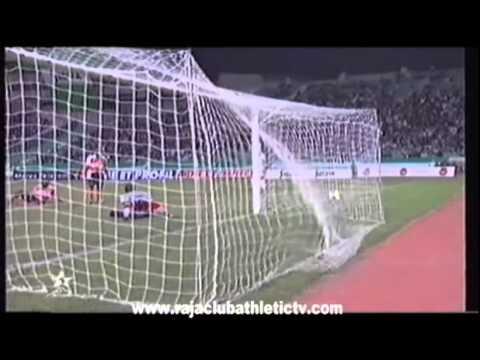 Raja Casablanca-FC 105 Libreville 6-1