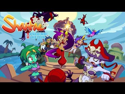 Cry Tries: Shantae: Half-Genie Hero