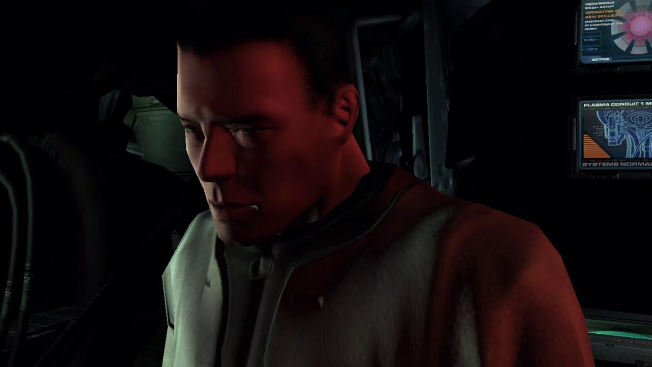 В Doom 3 добавили режим от третьего лица. Теперь игра похожа на Dead Space — видео