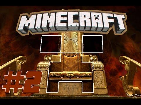 видео: БИТВА СТРОИТЕЛЕЙ #2 Трон. (minigame minecraft)