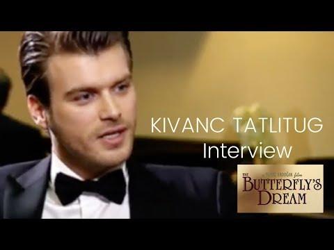 Kivanc Tatlitug ❖Butterfly's Dream ❖  in Dubai ❖ English