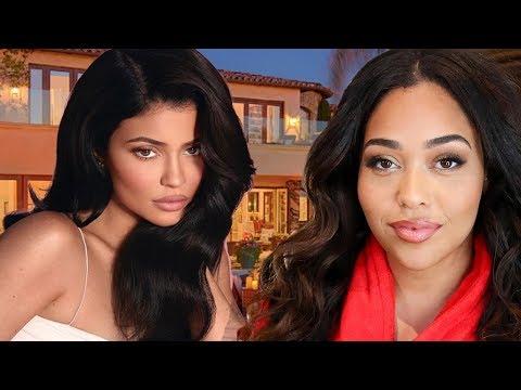 Kylie Jenner FLAUNTS Her Mega Million Summer Vacation Home As Jordyn Woods Shows Off Her New House