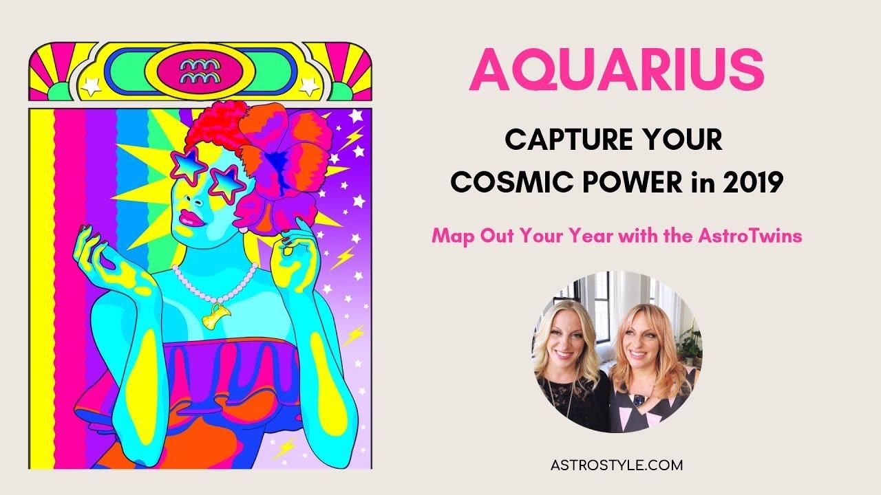 astrotwins weekly horoscope aquarius