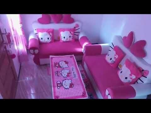 Rumah Nuansa Hello Kitty