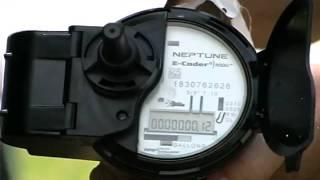 City of Hillsborough Water Meter PSA