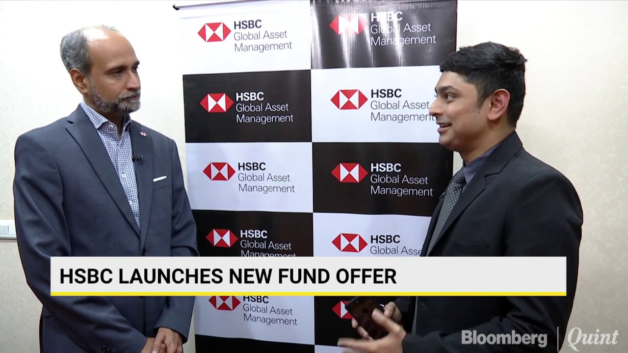 HSBC Launches New Fund Offer - YouTube