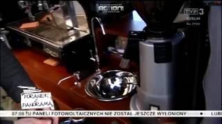 Bike Cafe Lublin TVP Lublin