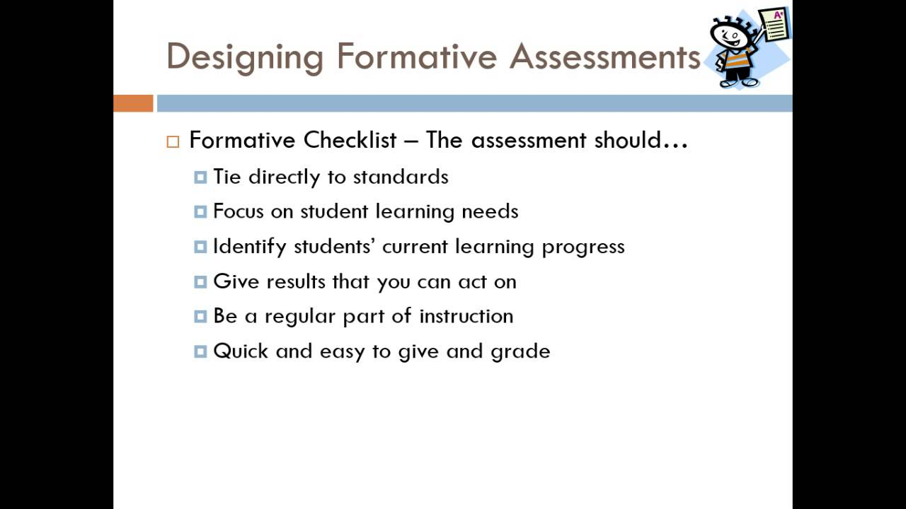 Formative Vs Summative Assessments Lessons Tes Teach