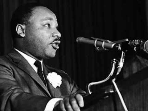 Martin luther king speeches youtube