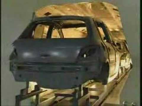 - - Peugeot 307 Fabrication - -
