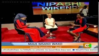 Mjue Msanii Wako Avril